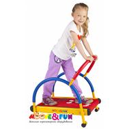 Детская беговая дорожка Moove&Fun, фото 1