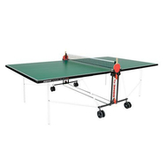 Теннисный стол DONIC OUTDOOR ROLLER FUN GREEN, фото 1