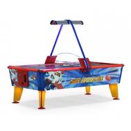 Аэрохоккей для бизнеса Ice Fire Gold 6 ф купюроприемник, фото 1