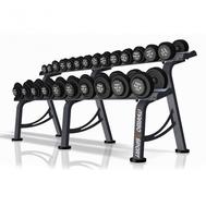 Подставка + Гантельный ряд 4-26 кг (12 пар) Marbo Sport MP-SH4-26 KG, фото 1