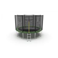 Батут EVO JUMP EXTERNAL 12FT GREEN, фото 1