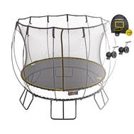 Батут SPRINGFREE R79HW с корзиной для мяча и колесиками, фото 1
