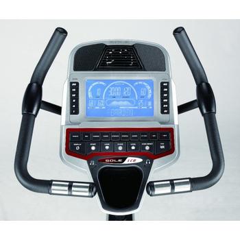 Электромагнитный велотренажёр с кардиопоясом SOLE LCB, фото 10
