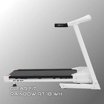 Беговая дорожка CLEAR FIT RAINBOW RT 18 CMH, фото 12