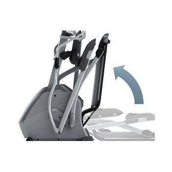 Профессиональный эллиптический эргометр - VISION Fitness XF40 ELEGANT, фото 10