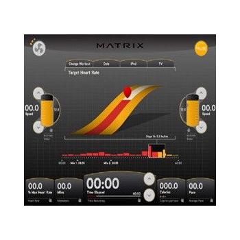 Велоэргометр MATRIX U7XE VA (v.05), фото 12