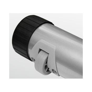 Горизонтальный электромагнитный велотренажёр BRONZE GYM R801 LC, фото 14