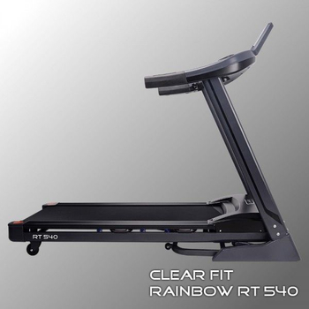 Беговая дорожка CLEAR FIT RAINBOW RT 540, фото 6