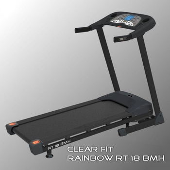 Беговая дорожка CLEAR FIT RAINBOW RT 18 BMH, фото 5