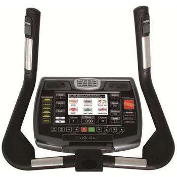 Профессиональный велотренажёр AeroFit 9900B 10 LCD, электромагнитный, фото 11