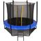 Уличный каркасный батут для дачи - SWOLLEN CLASSIC 10 FT, защитная сетка в комплекте, фото 1